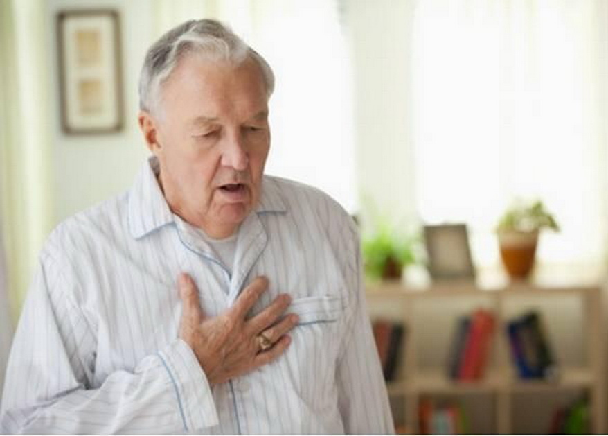 流感引起心脏病发作