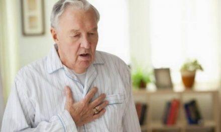 流感引起心臟病發作