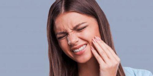 牙痛惨过大病