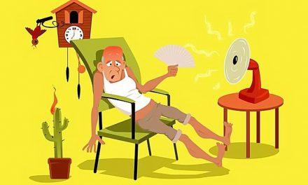 中医应对中暑八法