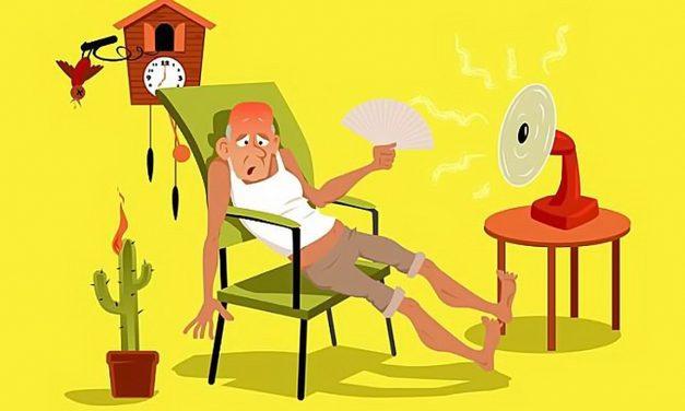 中醫應對中暑八法