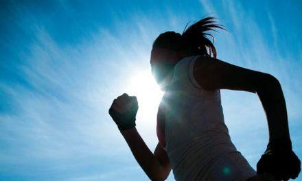 夏季锻炼谨防中暑