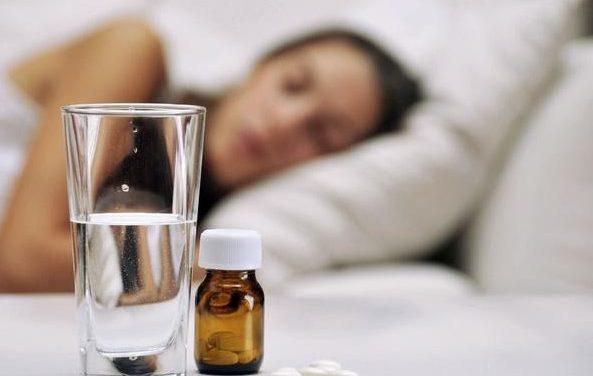 慢阻肺患者慎服安眠藥