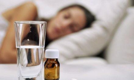 慢阻肺患者慎服安眠药