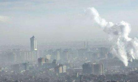 慢阻肺兩大危險因素:吸煙與空氣污染