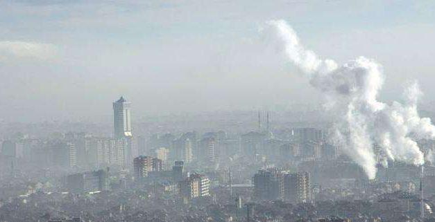 慢阻肺两大危险因素:吸烟与空气污染