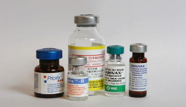 認識疫苗不要陷入五大誤區
