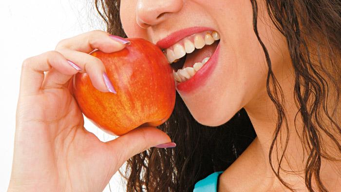 裝了種植牙、烤瓷牙,飲食習慣要改一改
