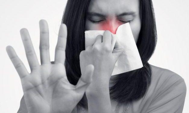 五問過敏性鼻炎