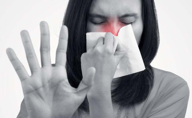 五问过敏性鼻炎