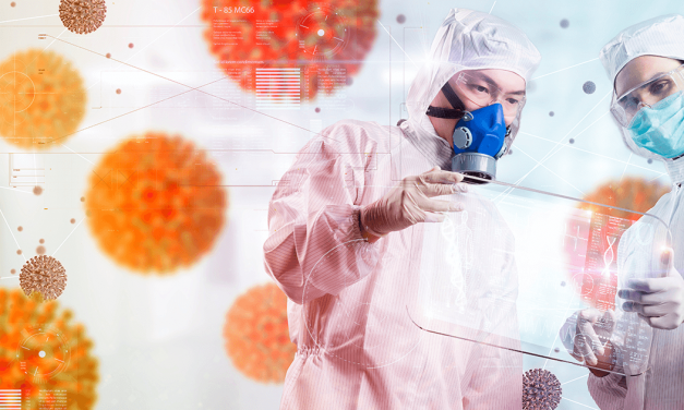 警惕新冠病毒的變異