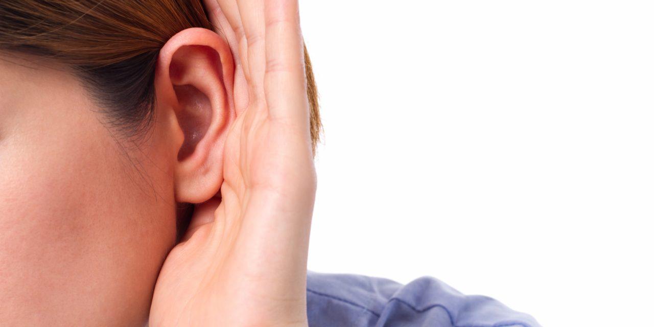 中耳炎術後,聽力為何不升反降