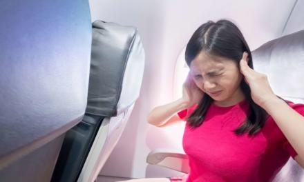 几种状况下提防中耳炎